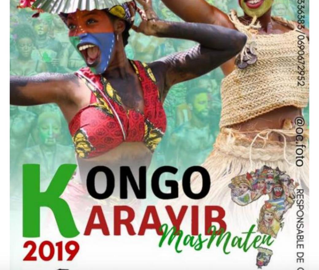 Kongo Karayib Mas Maten 2019