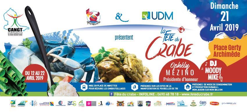 Fête du Crabe 2019 - 27 édition Guadeloupe